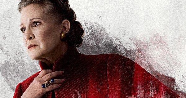 Carrie-Fisher-Princess-Leia-Final-Performance-Last-Jedi